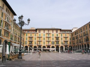 Plaça Major - Palma de Malloca